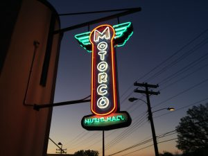 Motorco Music Hall in Durham, NC