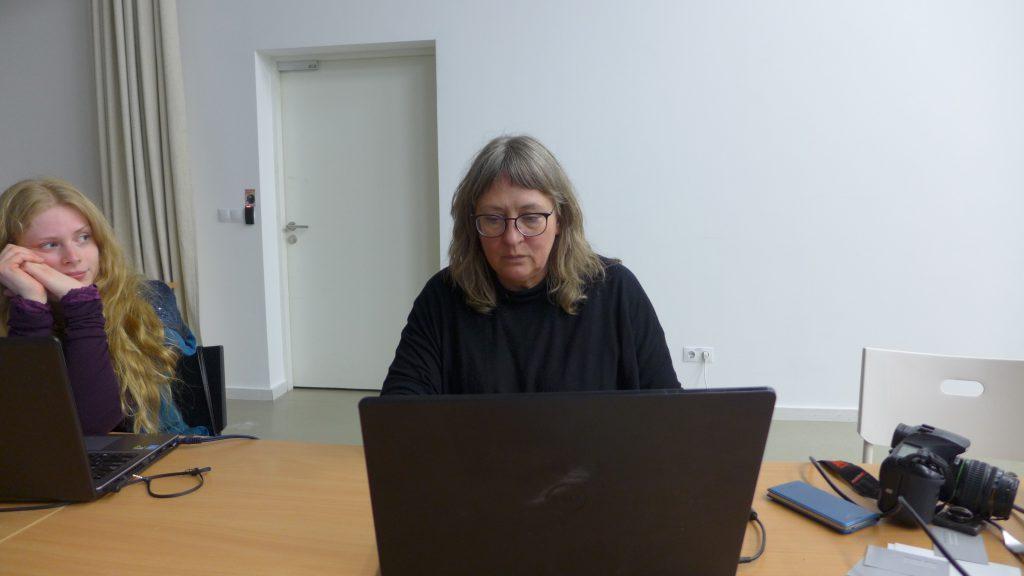 Annette Wirtz, Künstlerin aus Düsseldorf