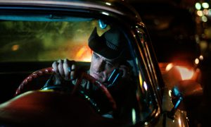 Dennis Hopper as Tom Ripley © Wim Wenders Stiftung