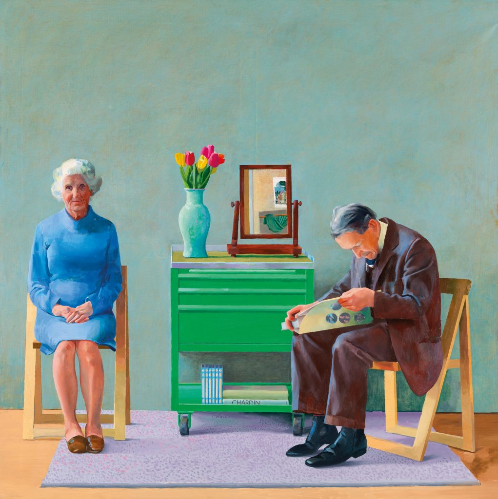 David Hockney: My Parents, 1977, Tate, © David Hockney, Foto: Tate