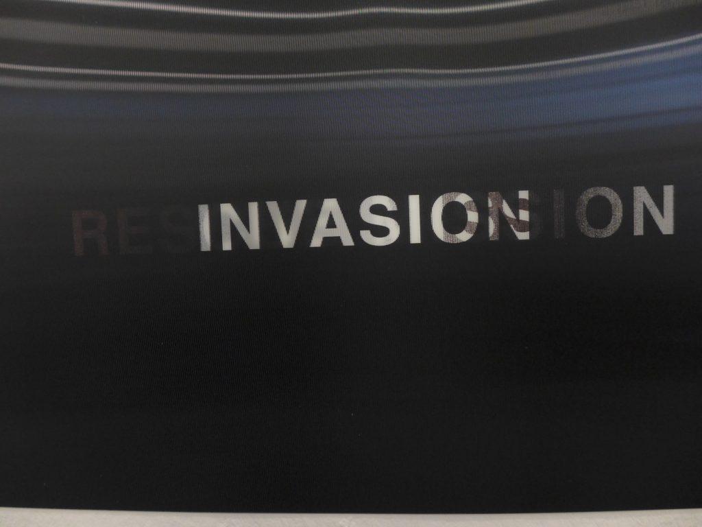 ... eine kriegerische Invasion?