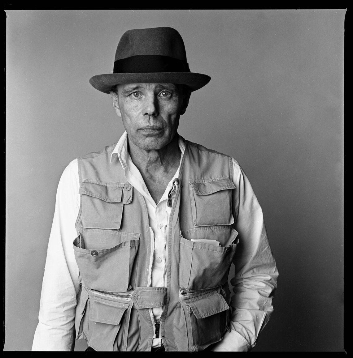 © Imago, Foto: Laurence Sudre, Joseph Beuys, 1985