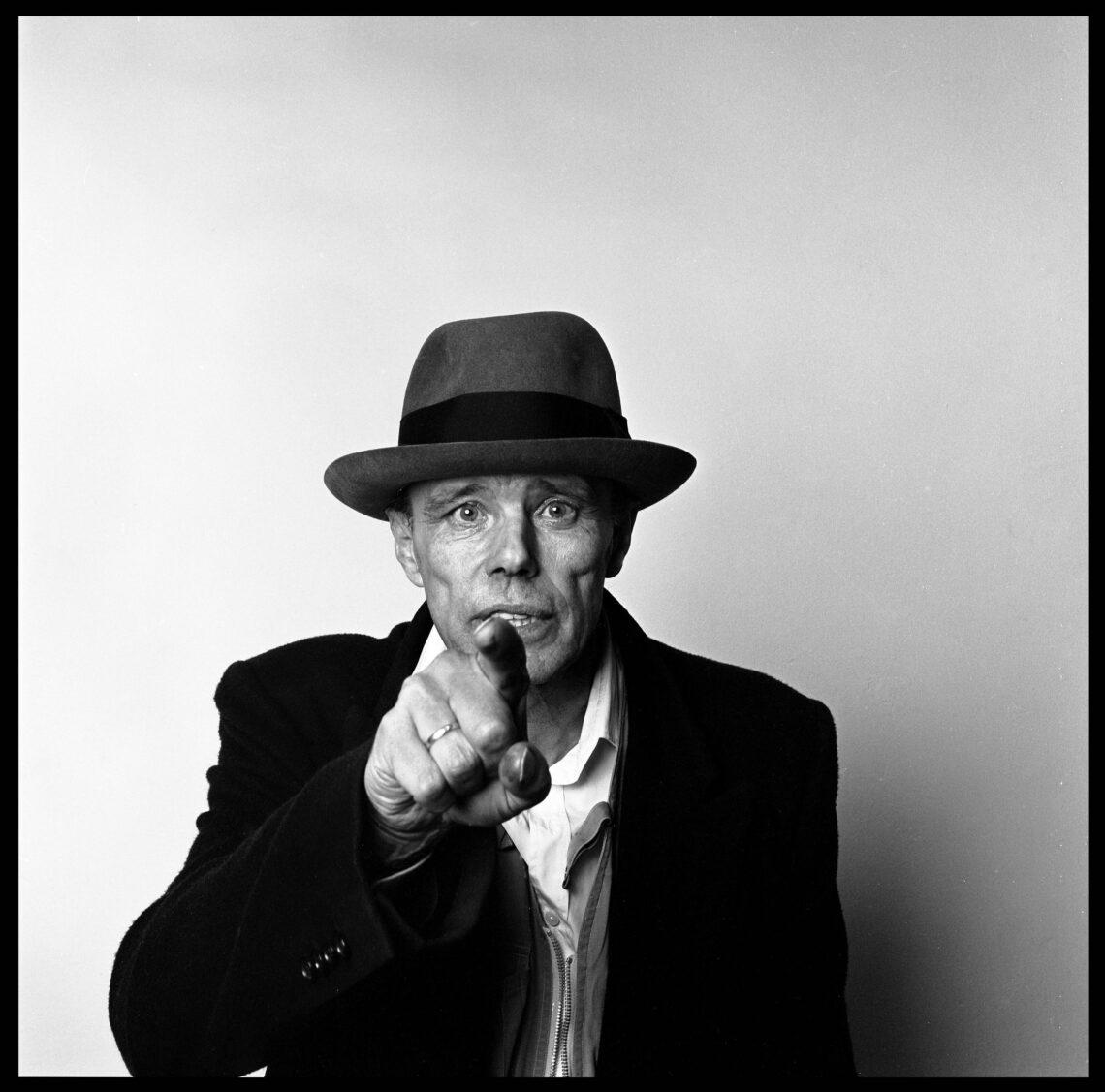 © Imago, Laurence Sudre, Joseph Beuys, 1985
